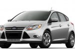 Ford Focus A/C car for hire in Paphos Cyprus