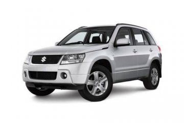 Grand Vitara 5 door A/C car for hire in Paphos Cyprus