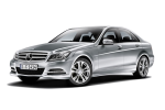 Mercendes Benz C220 CDI AMG car for hire in Paphos Cyprus